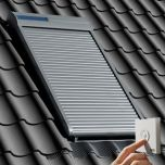 VELUX Solar rolluik SSL voor dakraam MK04 - M04 - 304 - 1