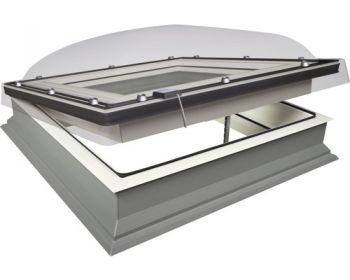 Lichtkoepel elektrische ventilatie fakro 90x120 cm