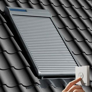 VELUX Solar rolluik SSL voor dakraam PK08 - P08 - 408