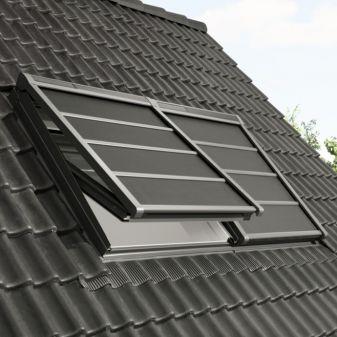 Solar buitenzonwering verduisterend SSL