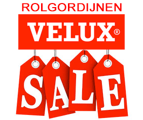 Extra korting VELUX shop, VELUX aanbieding