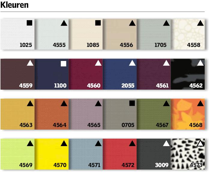 Verduisterend tolgordijnen VELUX in 20 kleuren