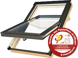 Fakro dakraam FTT U8 thermo voor de beste isolatie van uw huis 55x98 cm.