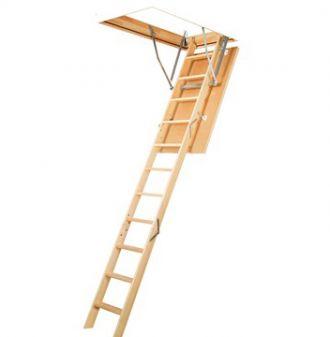 Fakro vlizotrap LWS 305 cm hoog bakmaat 60x130 cm compleet voor montage voor uw zolder.