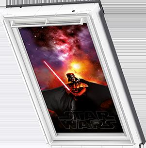 Star wars VELUX collectie Darth Vader