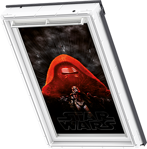 Star wars VELUX collectie Kylo Ren